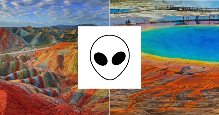 10 Places That Look Like They're From Another Planet