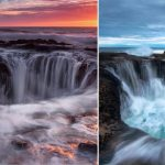 Thor's Well in Oregon – Drainpipe of the Pacific
