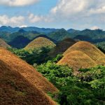 What Causes These Giant Molehills In The Philippines?