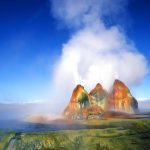 What Is The Breath-taking 'Fly Geyser' in Nevada?